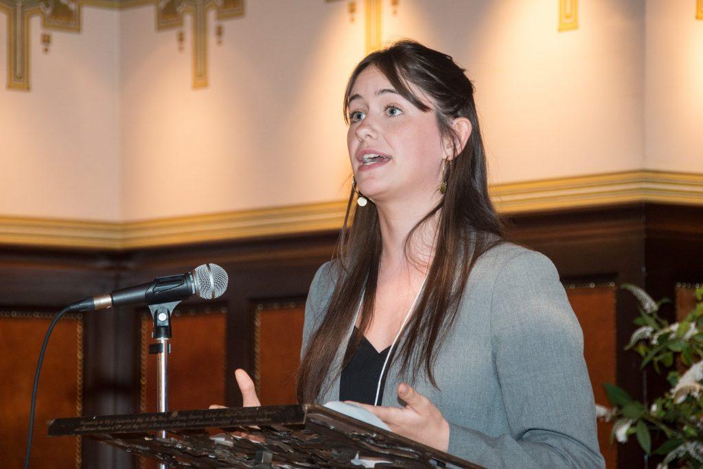 Q&A with GDS Alumna, Maegan McKay