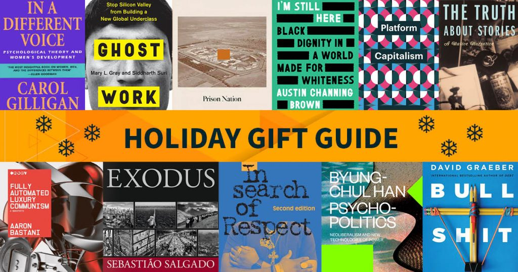 CHASI Further Reading: Holiday Gift Guide