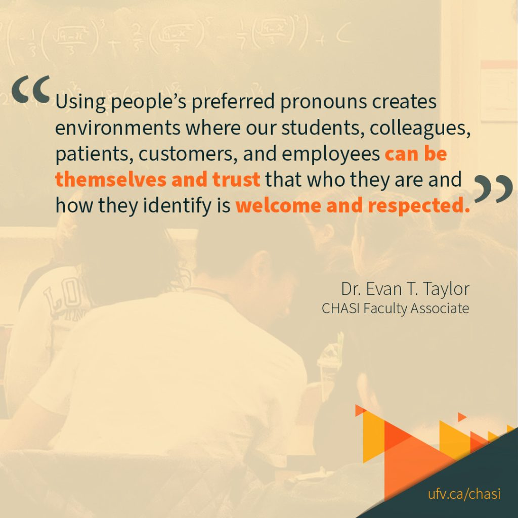International Pronoun Day