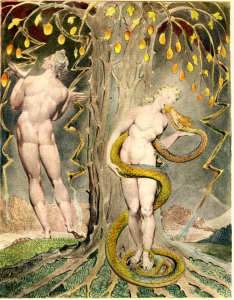 English blog Paradise Lost serpent