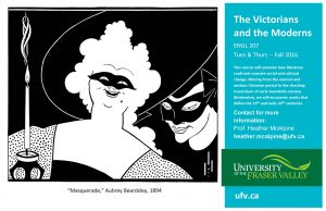 ENGL 207 - Victorians and Moderns