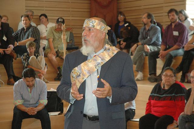 Indigenizing the Academy Elders