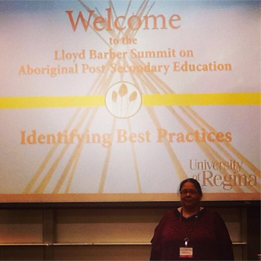 lloyd barber summit on aboriginal post-secondary education pdf
