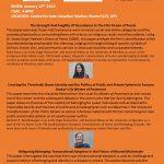 CoHab Lecture Jan 2015