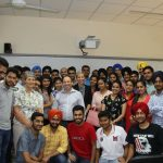 UFV Delegation Chandigarh Sept 2015