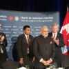 Historic Visit to BC by Indian Prime Minister