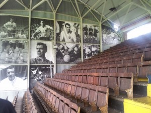 This stadium has been the home of the Fulham Football Club since 1896!