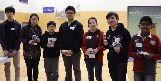 BC Secondary School Math Contest at UFV