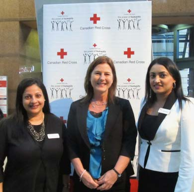 Red Cross partnership