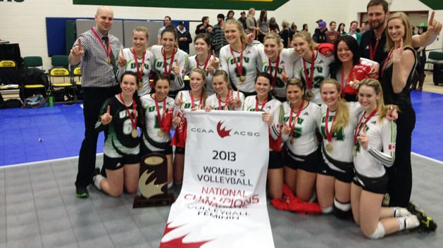 women's volleyball national champs for blog