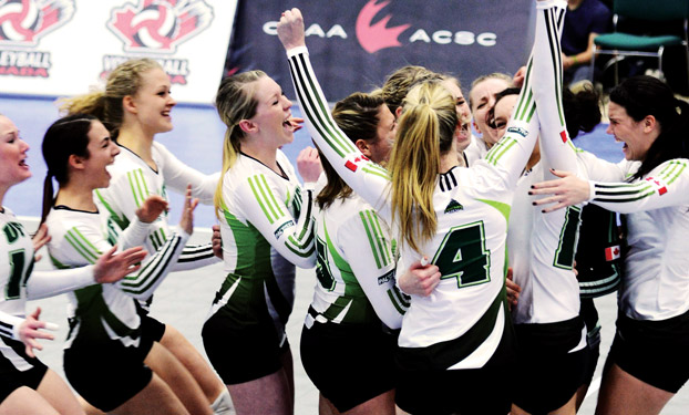 Athletics-ufv-cascades-womens-volleyball-champions
