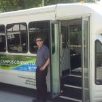 UFV Campus Connector Shuttle Bus