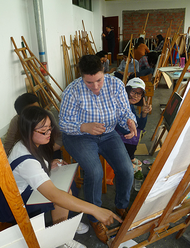 Shelley Stefan in China 3 blog