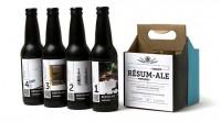 blog - ResumeAle bottles