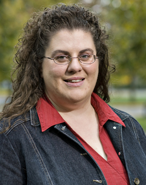 Dr. Alisa Webb, Associate Dean of Students, College of Arts.