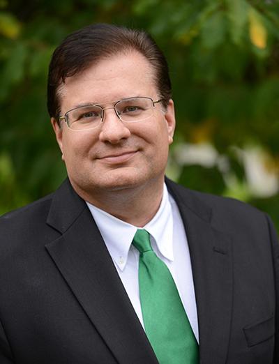 David Leis - Advancement Director - 4x6