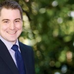 Caleb Zimmerman, the new Director of Marketing and Student Recruitment at UFV.
