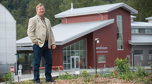 blog - Agriculture Centre of Excellence - Garry Fehr