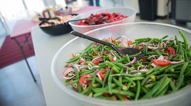 Fresh food photo - new service provider