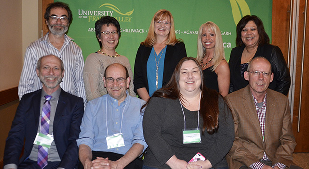 UFV celebrates long-serving employees at special evening