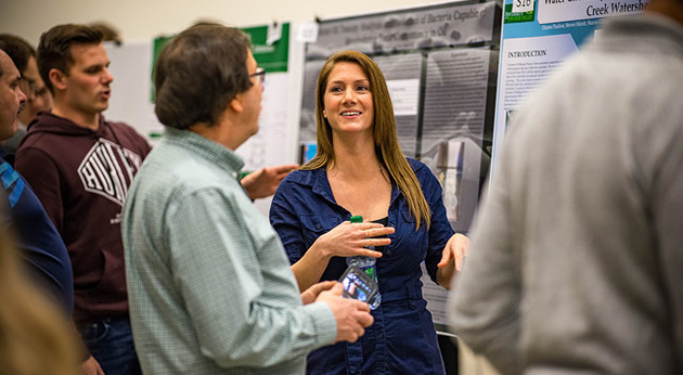 Brainwork brings benefits to students at Research Day