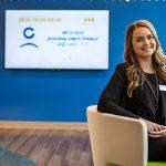 Kyla Giesbrecht, UFV Legal Administrative Assistant graduate