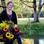 Shirley Burns, UFV Floral Design graduate