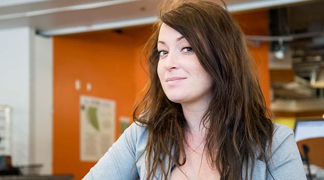Lia Bishop, Program Coordinator, Abbotsford Community Services