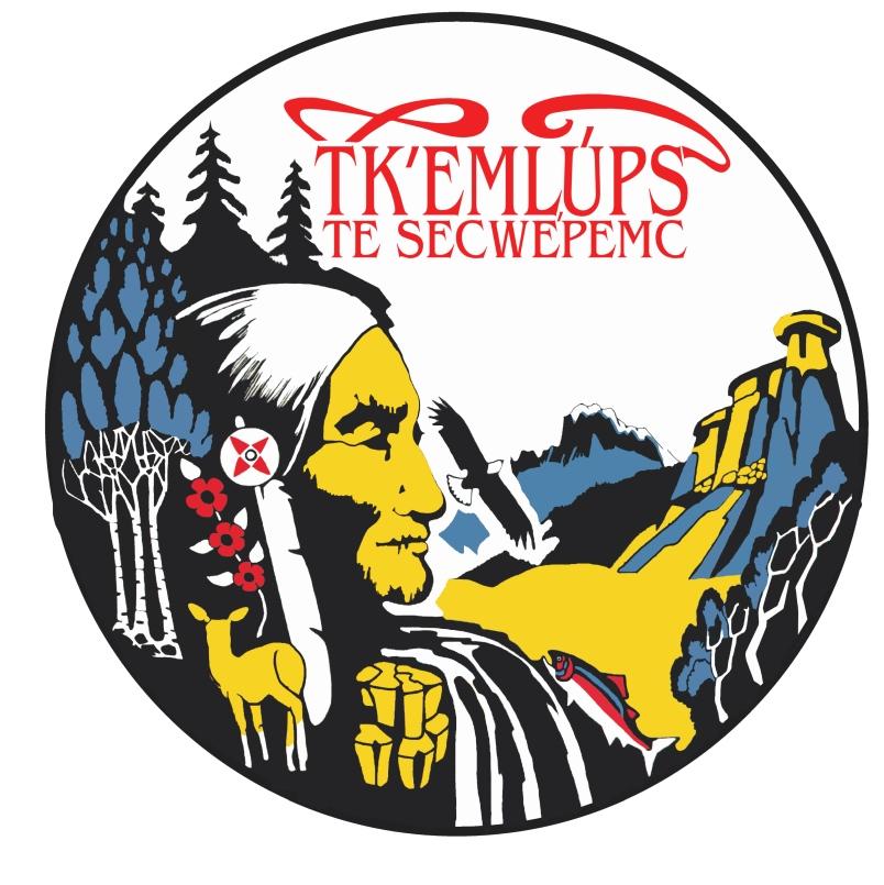 Logo of Tk'emlúps te Secwépemc