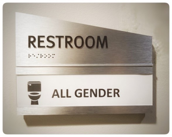 LGBTQ bathroom