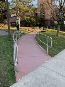Accessible path