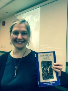English blog Melissa Walter Milton Reading