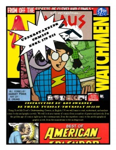 Understanding Comics ENGL170 F15-1