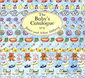 Babys Catalogue for baby announce post