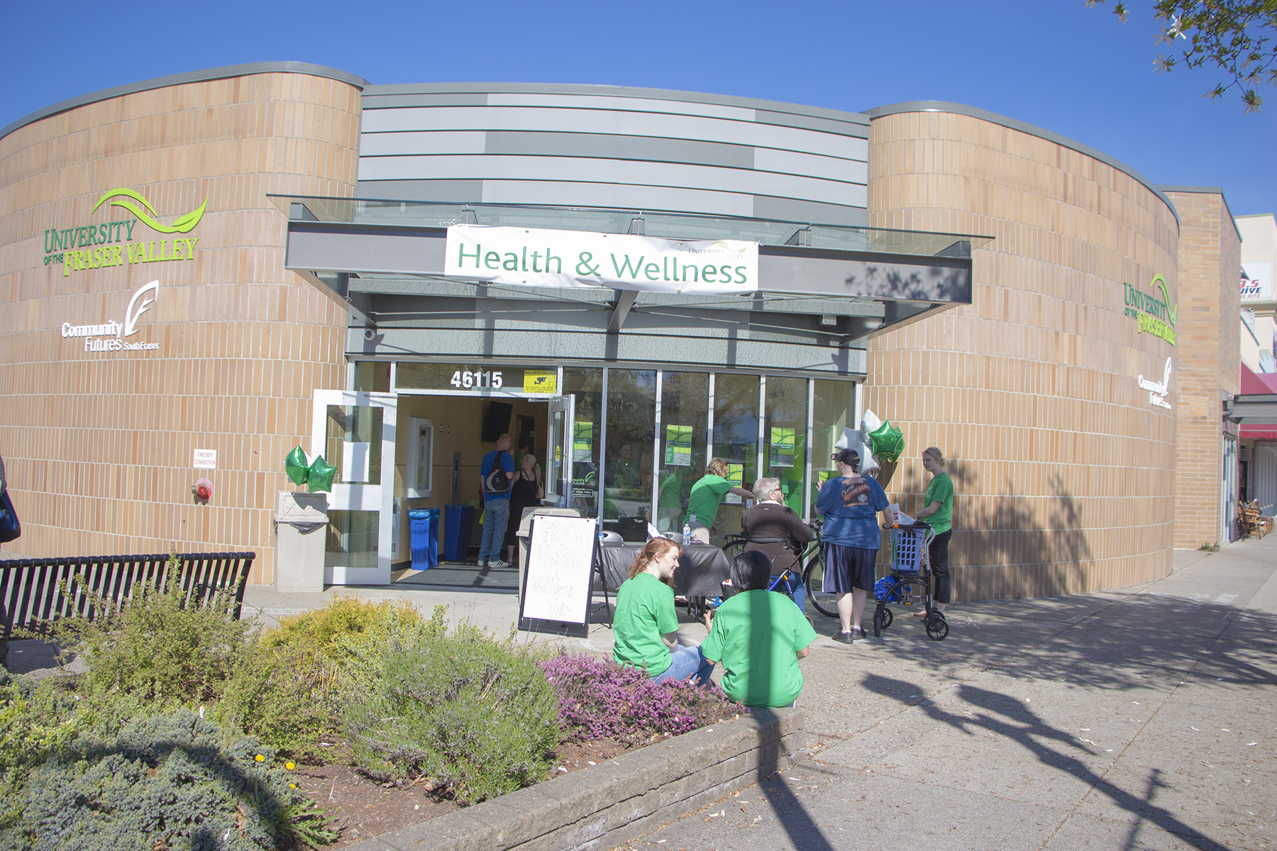 health and wellness-5 corners