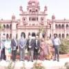 UFV President and Vice-President Visit Khalsa College