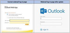 UFV Webmail