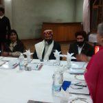 HPU and UFV Chandigarh Mou
