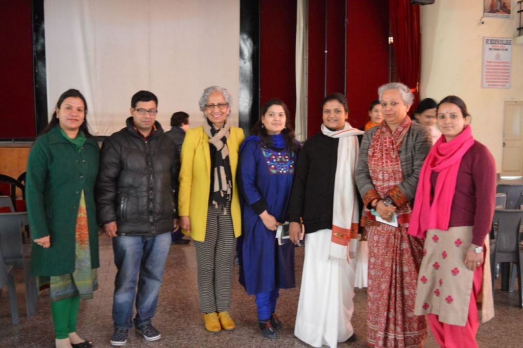 Faculty Development at St. Bede's College, Shimla