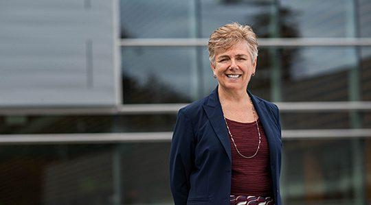 Joanne MacLean to be UFV's next President