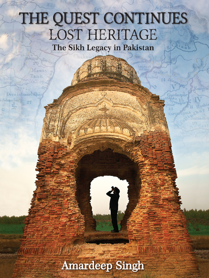 SASI and Sikh Heritage Museum Host Talk 'Sikh Legacy in Pakistan' by Amardeep Singh