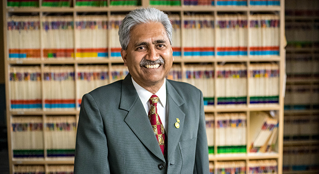 Magnanimous Dr. Malwinder S. Dhami awarded honorary degree from the University of the Fraser Valley