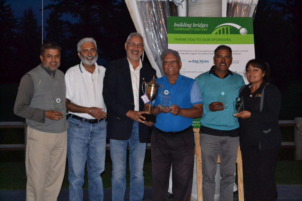 Inaugural Building Bridges Community Golf Day a Great Success