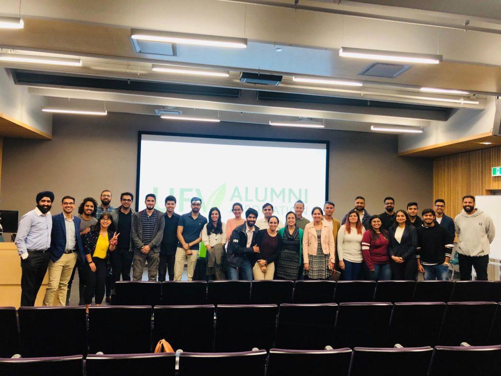 UFV International Student & Alumni Welcome Reception
