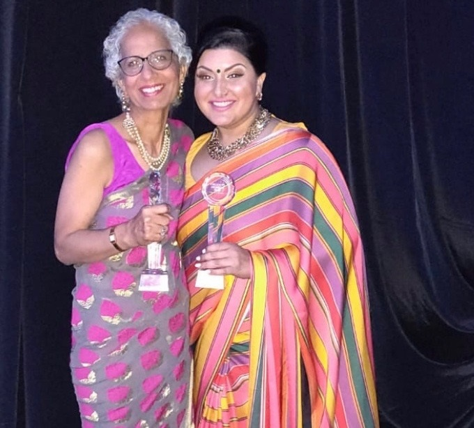 SASI Director and Advisory Committee Member Honoured at Drishti Awards 2019
