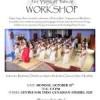 Sri Sri Natya Yoga Workshop at the CICS