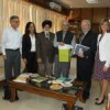 UFV President and Vice-Chancellor Visits Panjab University, Chandigarh