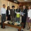 UFV President and Vice-Chancellor Visits Panjab University, Chandigarh
