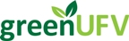 greenUFV logo