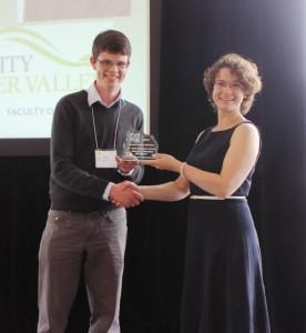 Andrew Alexander-2014 Playle Award